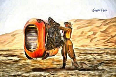 Basketball Patents - Star Wars ReyS Stuff To Sell - DA by Leonardo Digenio