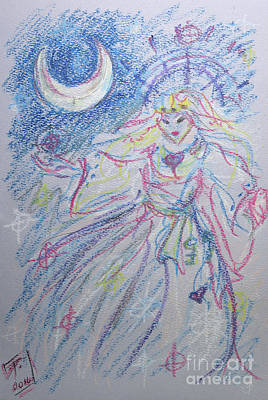 Star Woman Original by Brandy Woods