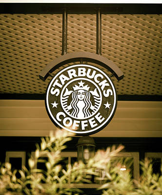 Photograph - Starbucks by Hyuntae Kim