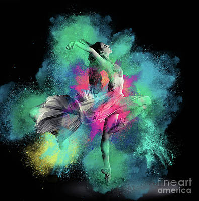 Photograph - Stardust Dancer by Kathy Kelly