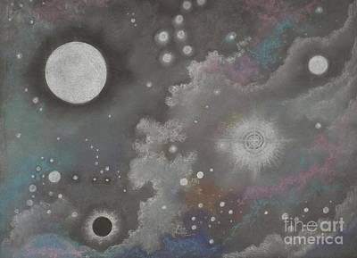 Stardust Art Print by Janet Hinshaw