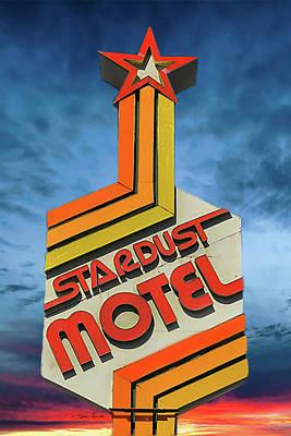 Photograph - Stardust by Sylvia Thornton