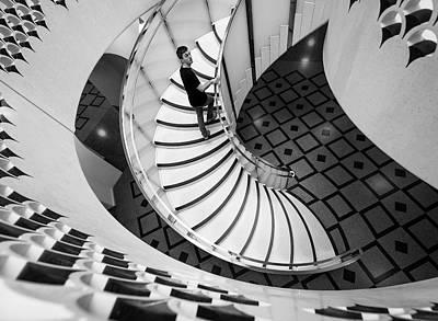 Photograph - Stare by Alex Lapidus