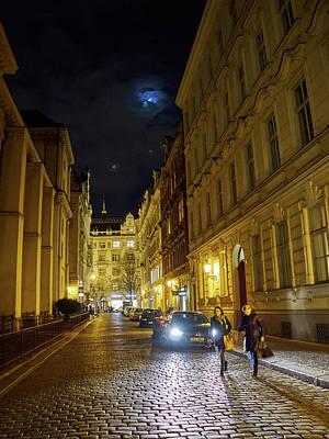Photograph - Stare Mesto. Prague Spring 2017 by Jouko Lehto