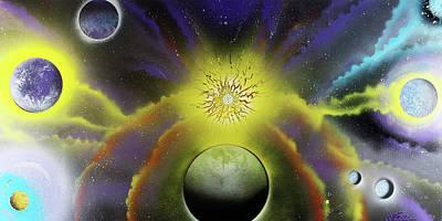 Starfire Galaxy Original