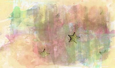 Photograph - Starfish- Etoile De Mer 13 by Jean Francois Gil