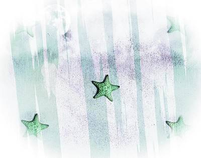 Photograph - Starfish- Etoile De Mer 17 by Jean Francois Gil