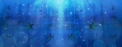 Photograph - Starfish- Etoile De Mer 22 by Jean Francois Gil