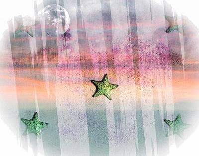 Photograph - Starfish- Etoile De Mer 23 by Jean Francois Gil