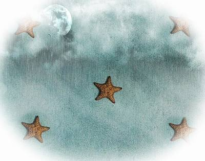 Photograph - Starfish- Etoile De Mer 31 by Jean Francois Gil