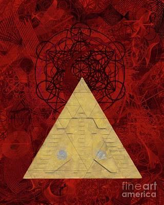 Stellar Interstellar - Stargate of the Occult by Esoterica Art Agency