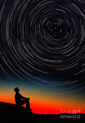 Photograph - Stargazer by Larry Landolfi