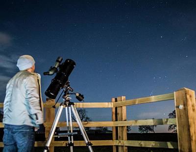 Photograph - Stargazer by Robert Lane