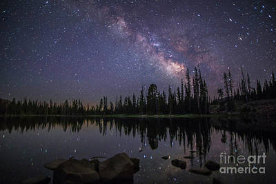 Photograph - Stargazing by Spencer Baugh
