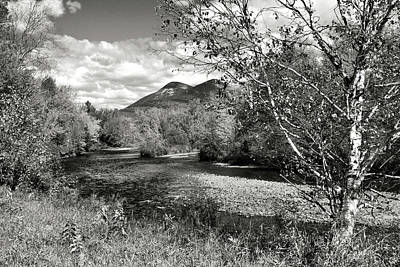 Photograph - Stark, Nh Back Road  by Betty Pauwels