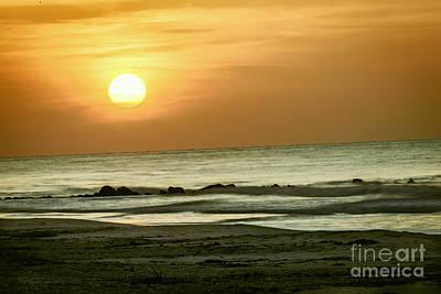 Photograph - Stark Sunrise by Elvis Vaughn
