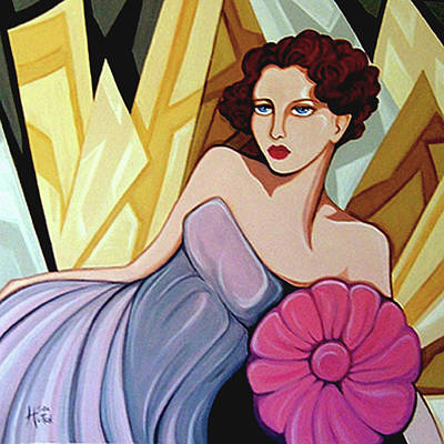 Painting - Starlet 1935 by Tara Hutton