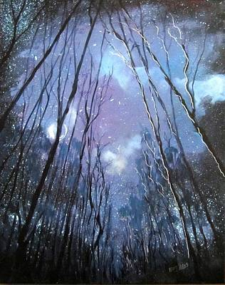 Starlight Art Print by Barbara O'Toole