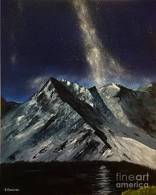 Painting - Starlight by Bev Conover