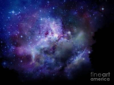 Photograph - Starlight by Christy Ricafrente