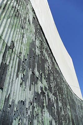 Photograph - Starlight Drive-in Central Texas by Jeff Brunton
