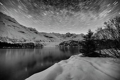 Photograph - Starlight Star Bright by Ted Raynor