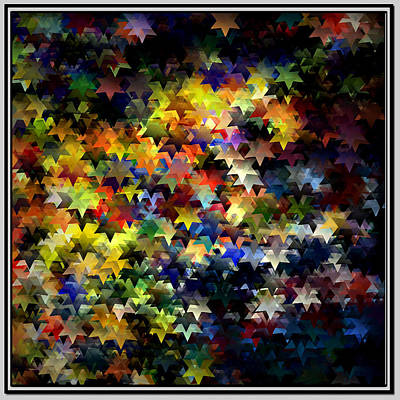 Starlight Art Print by Susan  Epps Oliver
