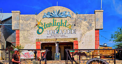 Photograph - Starlight Theatre by Michael Ziegler