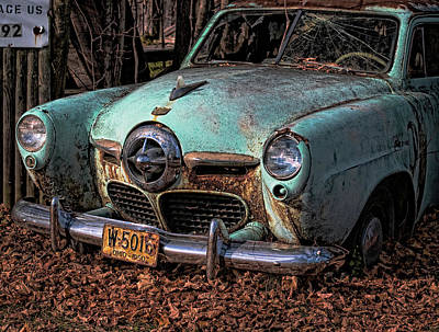 Photograph - Starlite Coupe by Gary Shepard