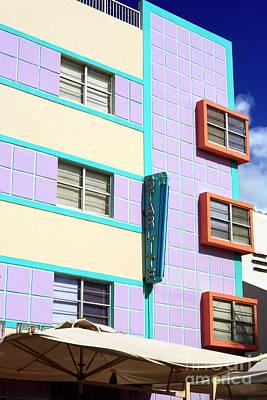 Photograph - Starlite Hotel by John Rizzuto
