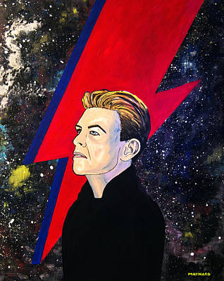 Starman Original by Andrew Maynard