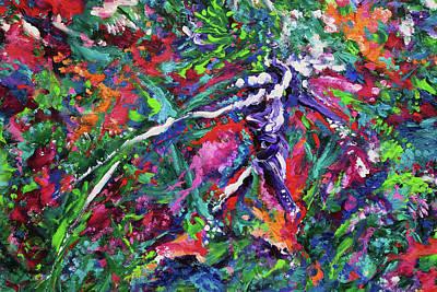 Digital Art - Starman by Julie Turner