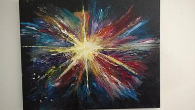 Starr Birst Original by David Meeks