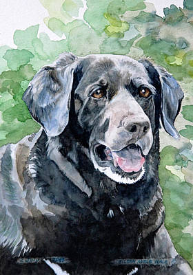 Painting - Starr by Eileen Hale