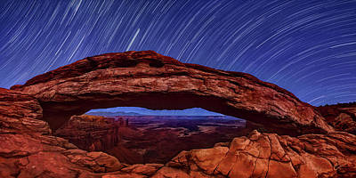Photograph - Dimensional Gateway by ABeautifulSky Photography by Bill Caldwell