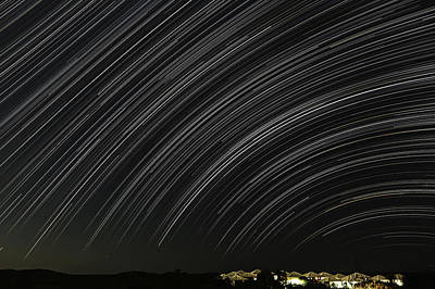 Photograph - Starry Night by Chris Cousins