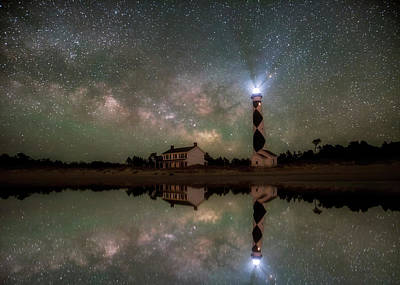 Photograph - Starry Reflections by Russell Pugh