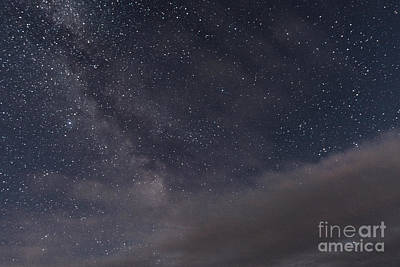 Photograph - Stars And Clouds by Clayton Bastiani