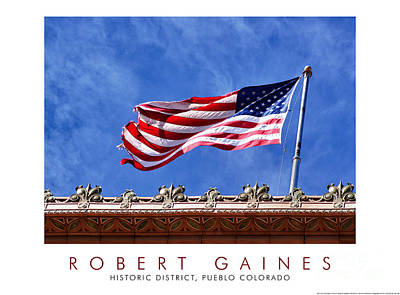Photograph - Stars And Stipes by Robert Gaines