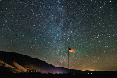 Photograph - Stars And Stripes by Cat Connor