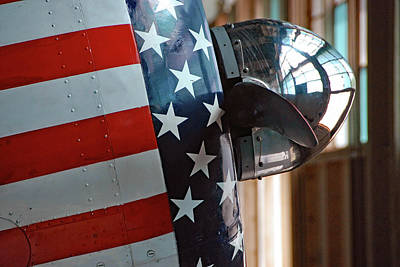 Photograph - Stars And Stripes, Too by John Schneider