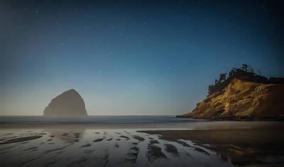 Photograph - Stars Emerging by Don Schwartz
