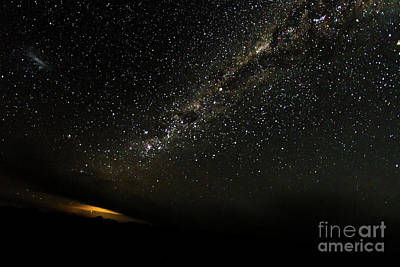 Suggestive Photograph - Stars In The Sky by Mirko Chianucci