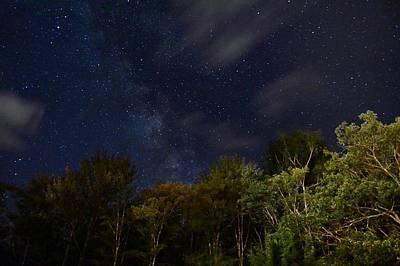Photograph - Stars In The Sky by Stephanie Varner