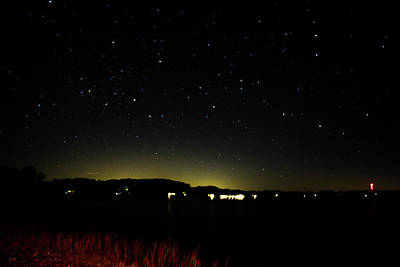 Photograph - Stars Over Mobjack Bay by Jean Haynes