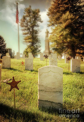 Photograph - Stars Stripes And Heroes by John Anderson
