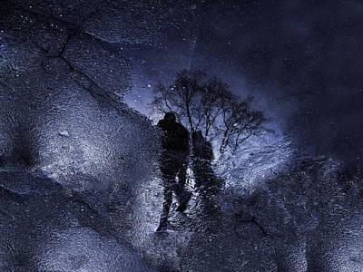 Photograph - Stars Walking by Mache Del Campo