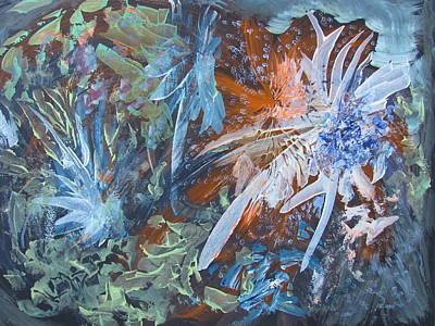 Painting - Start Of Fire by Vlado Katkic