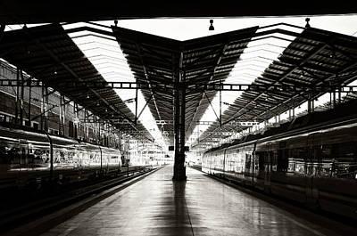 Photograph - Start Of Journey by Jenny Rainbow