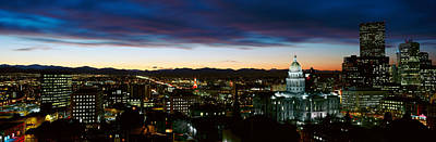 Historic Site Photograph - State Capitol Of Colorado, Denver by Panoramic Images